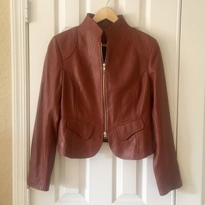 VS Genuine Leather Jacket